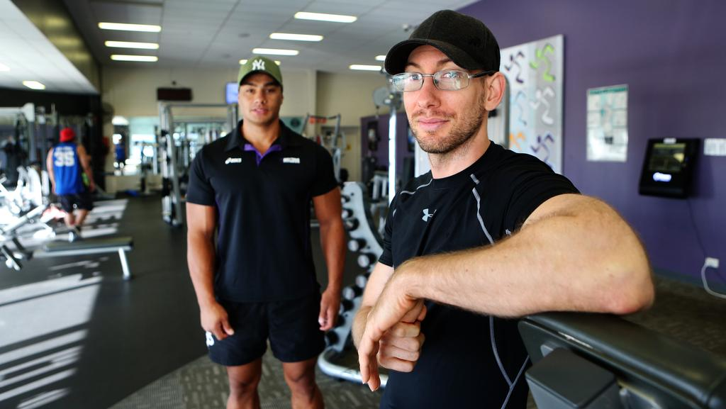 Gym goers save man with a defibrillator after he went into cardiac arrest at Anytime Fitness