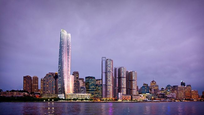 James Packer's proposed Barangaroo casino has become one step closer to reality.