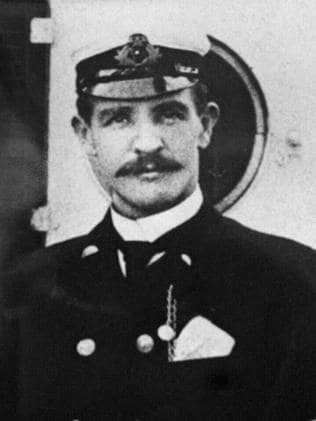 Titanic First Officer William Murdoch, considered a local hero in his native town of Dalbeattie, Scotland, was incorrectly portrayed as a murderer.