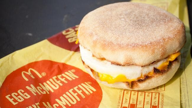McDonald's expanded its breakfast hours to 24/7.
