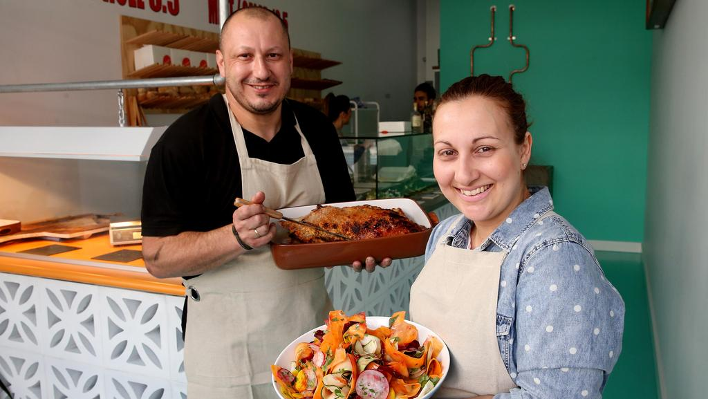 Parable The Pig And Chicken: Taste Confidential: Chicken & Pig Opens On Pirie St