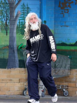 A local in Miller in south-western Sydney. Picture: Matrix for news.com.au