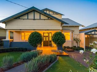 60 Isabella St, Geelong West, sold for $1.05 million at auction. Low res. For Geelong Advertiser real estate section.