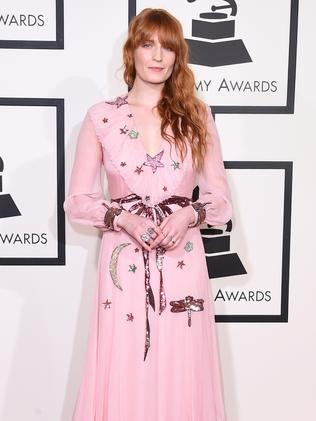 Florence Welch. Picture: Getty