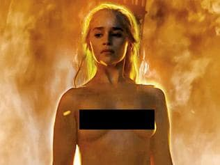 Why Emilia Clarke got nude again