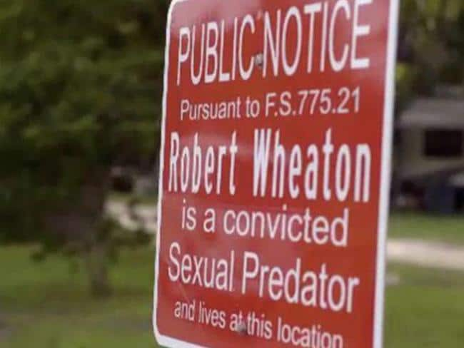 Miracle Village — town for sex offenders in Florida. Picture: BBC