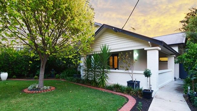 2 Linwood Tce, Brighton, South Australia, sold under the hammer. Picture: realestate.com.au
