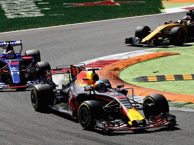 Ricciardo showed at Monza just what he's capable of.