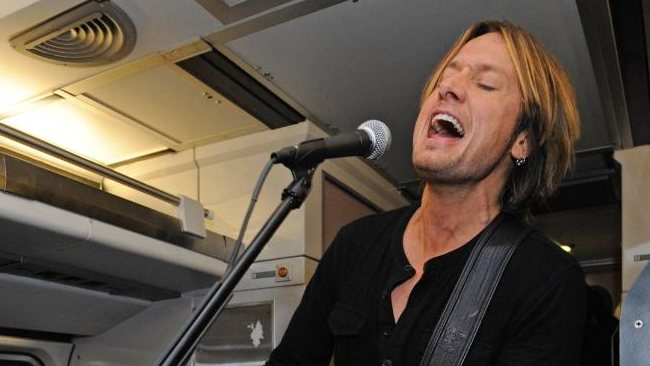 Keith Urban has quit The Voice Australia for a lucrative deal on American Idol. Photo: Henny Ray Abrams.