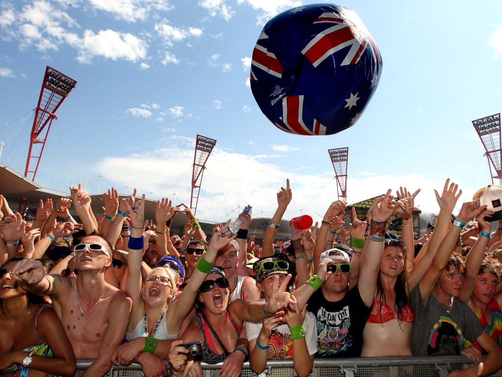 Australia Day In 25 Iconic Images