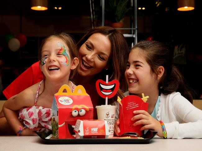 McDonald's has been in partnership with Coca-Cola since the fast food giant's birth in 1955.