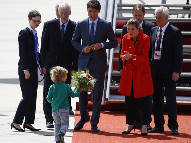 Is this a new political dynasty in the making? Picture: Morris MacMatzen/Getty Images