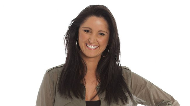 Sarah from Dubbo, NSW - Big Brother housemate 2012
