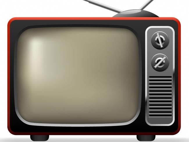 Old school ... the real TV fans are adults. Pic: Thinkstock