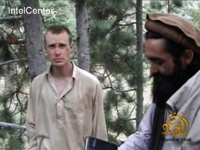A video released by the Taliban and obtained by IntelCenter on Dec. 8, 2010, shows Bergdahl who went missing from his outpost in Afghanistan in June 2009.