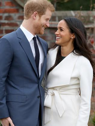 The two looked besotted. Picture: Chris Jackson/Chris Jackson/Getty Images