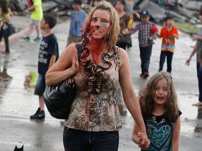 Faces of Oklahoma tornado