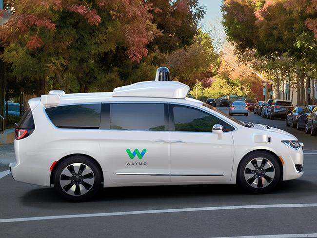 Google's self-driving cars hit the road