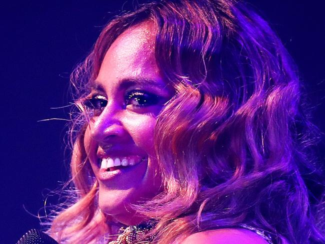 "27 year old Territory superstar Jessica Mauboy entertained the masses at the Darwin Convention Centre on Saturday night during her ""All Hits Tour""."