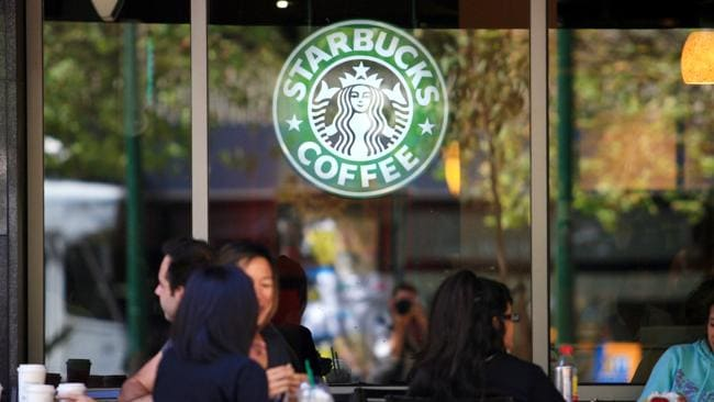 Starbucks outranked plenty of tech giants when it comes to innovation, according to the Forbes list.