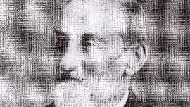 Peter Dodds McCormick, who composed Advance Australia Fair in 1878.