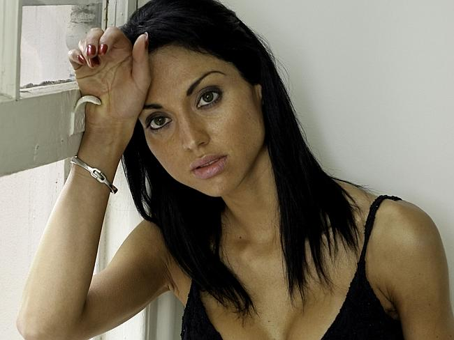 Lisa Harnum died after allegedly being thrown from her Sydney apartment balcony. Picture: Rex/Austral