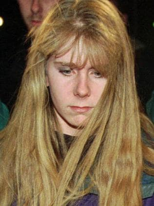 Former ice skater Tonya Harding in 200. Picture: Supplied