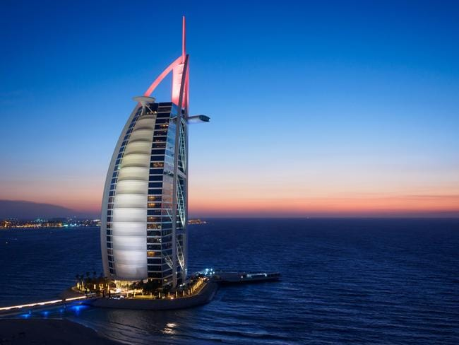 Anything is possible in Dubai — as long as you're one of the wealthy ones. Picture: iStock