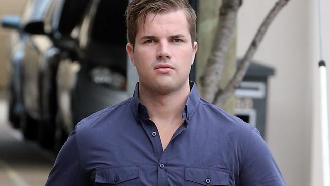 Accused balcony killer gable tostee changes name to eric for Balcony killer