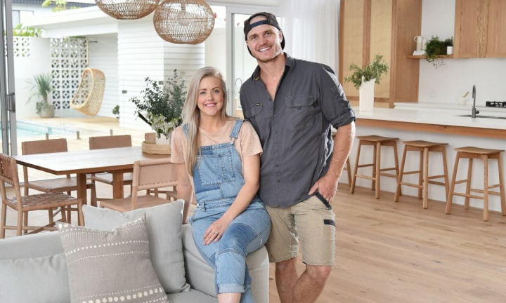 The Block's Kyal and Kara make staggering profit on renovated home sale