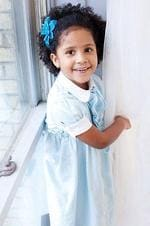 Ana Marquez-Greene, aged six, died in hospital after being shot at Sandy Hook Elementary School in Newtown, Connecticut. Picture: Twitter