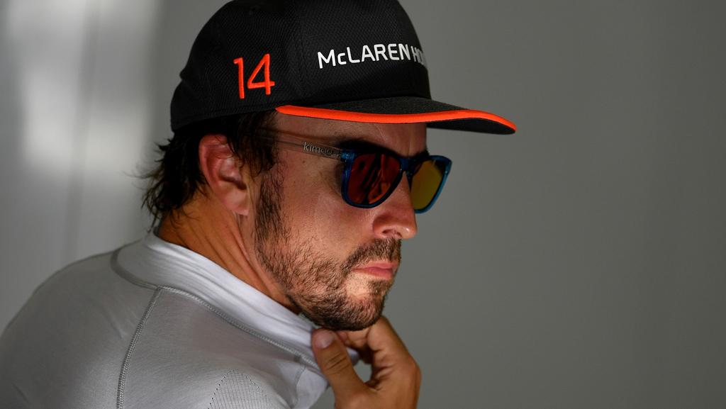 Fernando Alonso tore strips off Honda's engine over the team radio in Bahrain.
