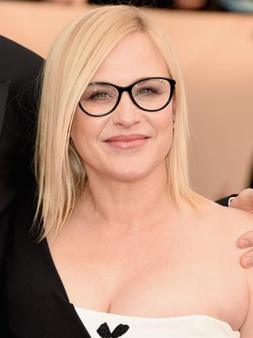 Patricia Arquette wears glasses on the red carpet at thehe 22nd Annual Screen Actors Guild Awards. Picture: Jason Merritt/Getty Images