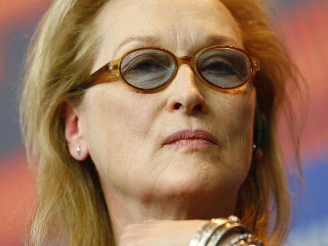 Streep faces backlash over 'we're all Africans' comment