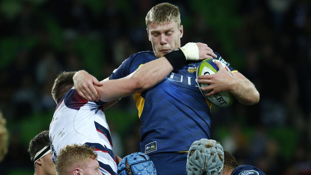 The Brumbies are preparing for a fight against the Rebels.