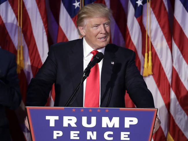 US Election 2016: Donald Trump administration must deliver ...