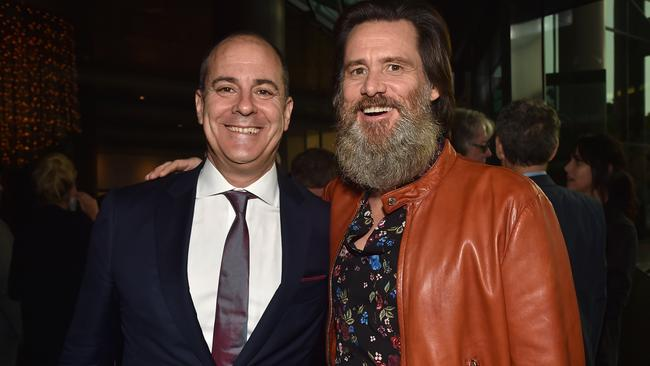 Carrey alleges many of the documents were fabricated. Picture: Alberto E. Rodriguez / Getty Images.