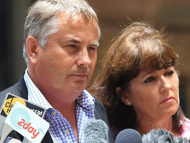 Ralph and Kathy Kelly, parents of one-punch victim Thomas Kelly, campaigned tirelessly for tougher sentencing laws to curb alcohol-fuelled violence.
