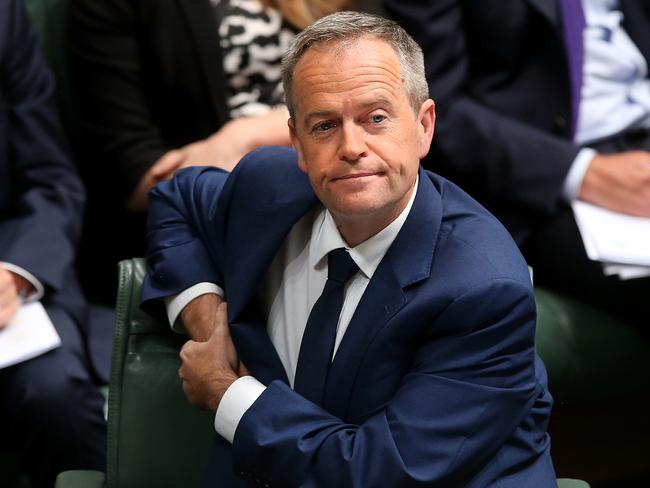 Opposition Leader Bill Shorten said Malcolm Turnbull's leadership will be tested. Picture: Kym Smith