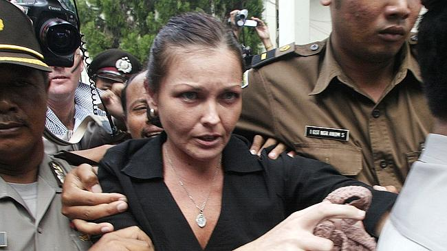 Her story ... Schapelle Corby stands to make more than $2 million from her television interview.