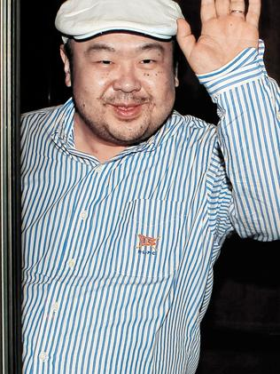 Kim Jong-nam was the eldest son of Kim Jong-il, but not the favourite. Picture: AFP