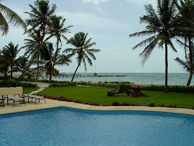The Phoenix Resort in San Pedro, Belize has been voted the best in the world. Picture: Flickr user Serge Melki