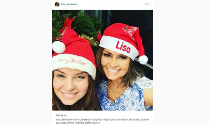 christmas-lisa-wilkinson