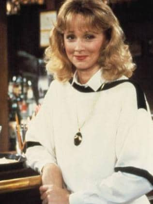 Left too soon ... Shelley Long played Diane Chambers in Cheers. Picture: Supplied