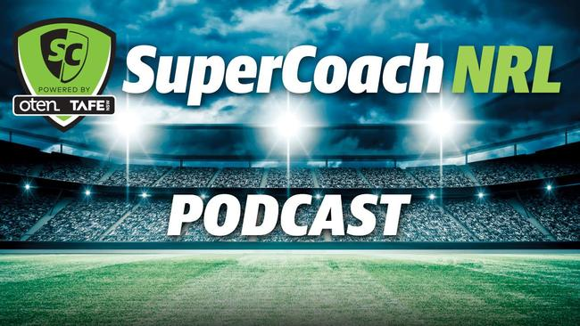 NRL SuperCoach teams podcast round 4.