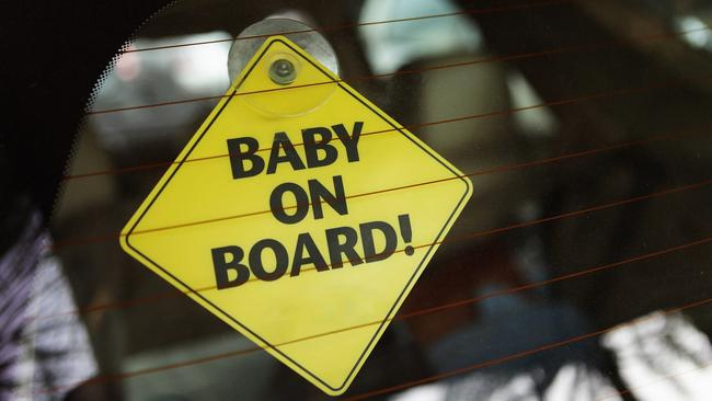 The parent of the child didn't appear to realise how dangerous leaving a child in a car was, according to Ms Keys. Picture: iStock