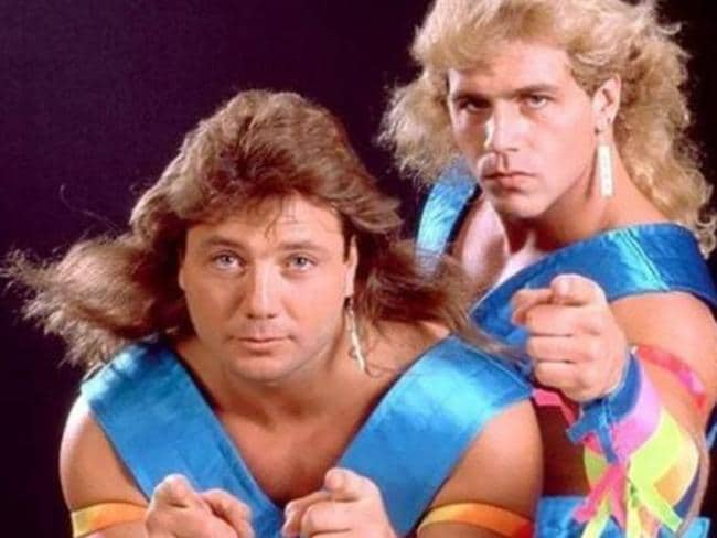 The disgusting rumour nearly destroyed Marty Jannetty's life.