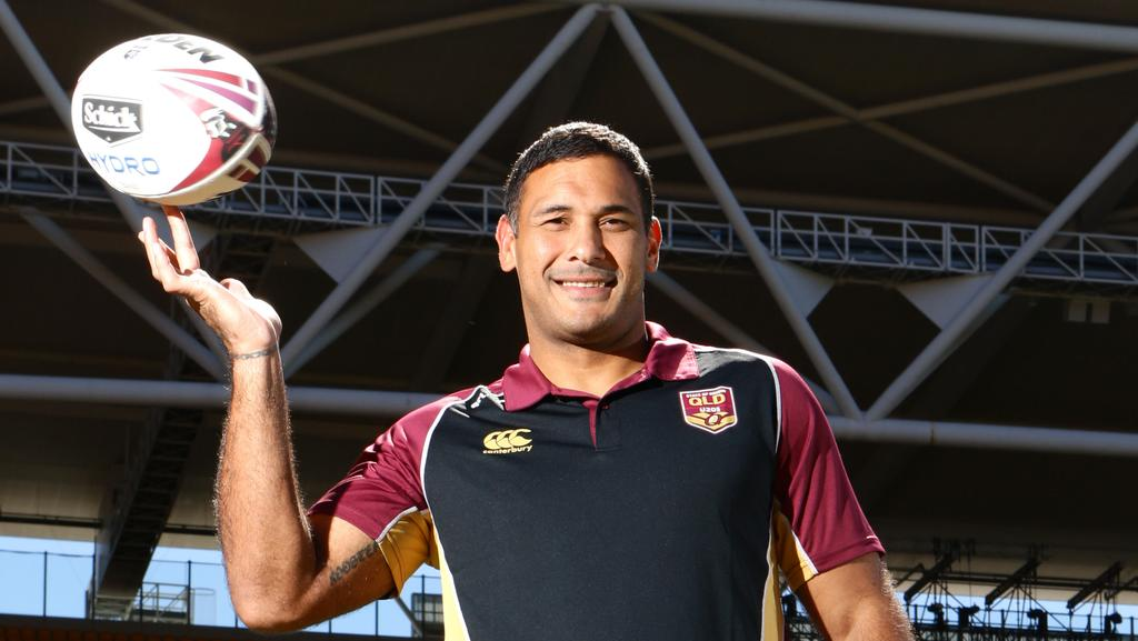 Justin Hodges: Former Bronco Justin Hodges Takes First Step Into Coaching