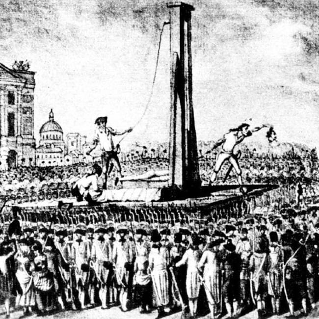 France's last guillotine execution only 40 years ago ...