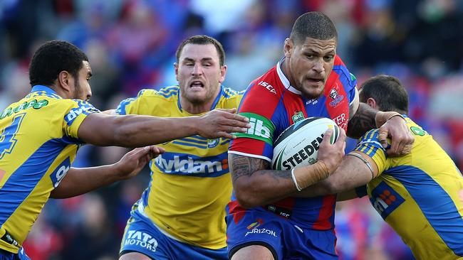 Willie Mason says he has a future in the NRL.
